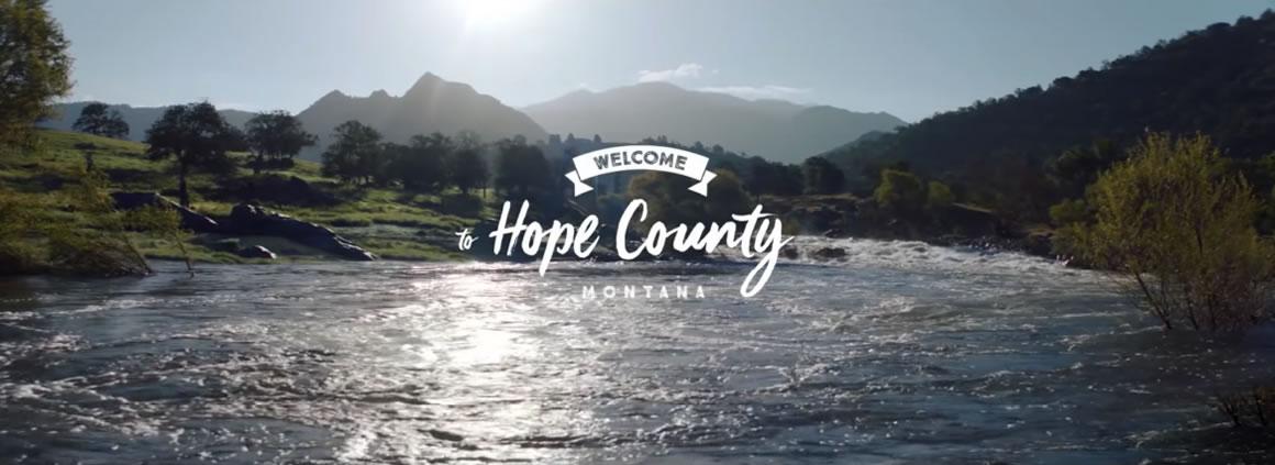 Hope County Montana Home Page