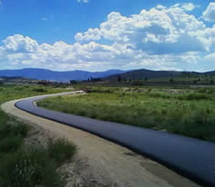 Photo of Silver Bow Greenway Trail in Southwest Montana