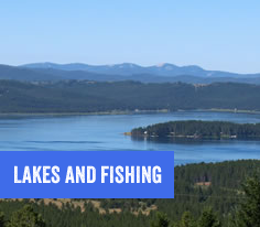 Southwest Montana Lakes and Fishing Directory