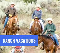 Ranch Vacations in Hope County, Montana